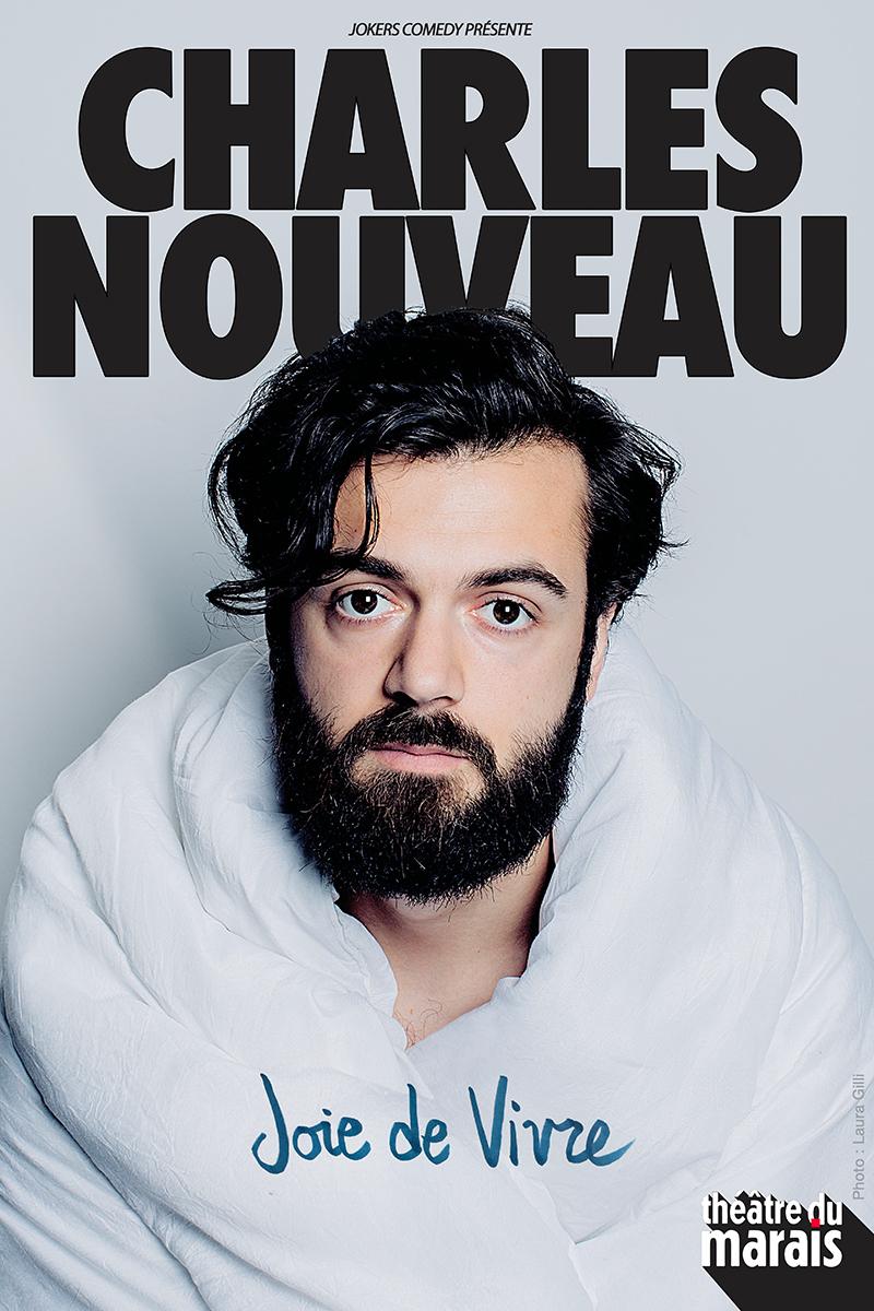 Affiche Charles Nouveau