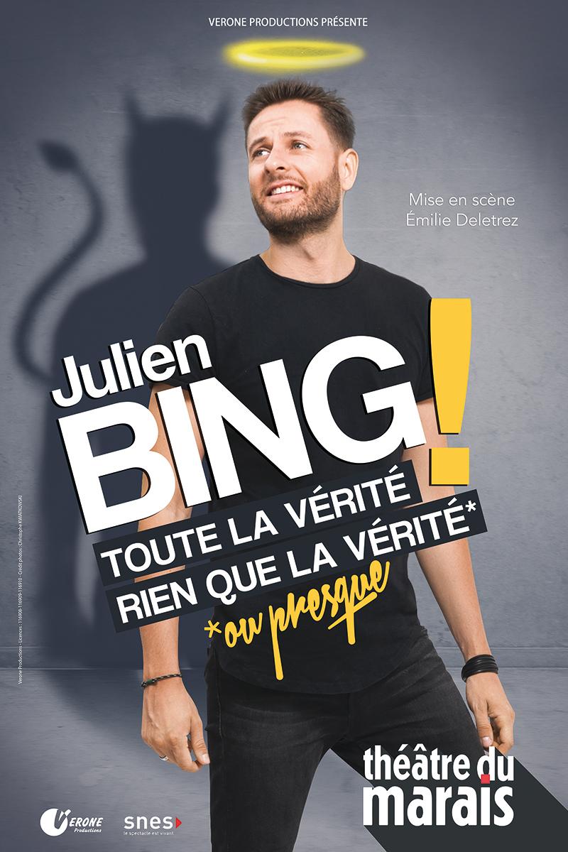 Affiche Julien Bing