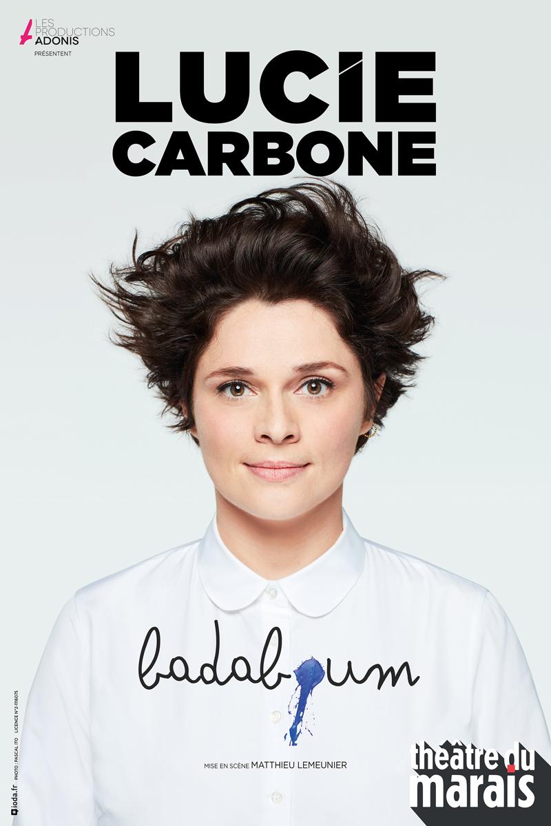 Affiche Lucie Carbone