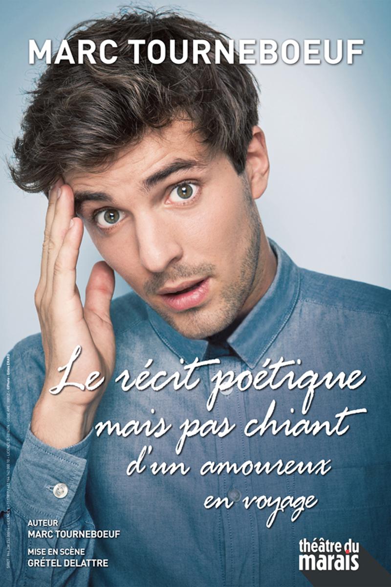 Affiche Marc Tourneboeuf