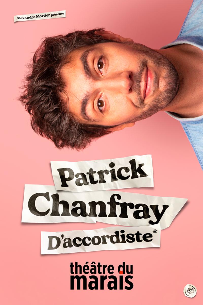 Affiche Patrick Chanfray